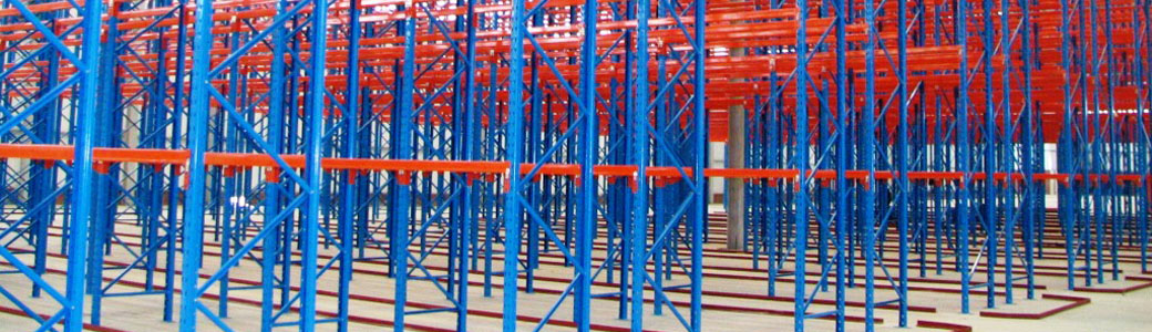Racking Solutions By Dexion