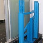 Rack pedestal 001